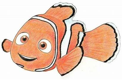 Nemo Draw Drawings Easy Finding Sketches Drawing