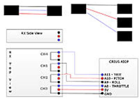 Rc Receiver Wiring Diagram by Crius Aiop Receiver Wiring Question Rc Groups