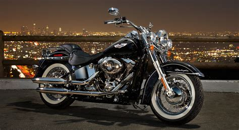 The 2014 Harley-davidson Softail Deluxe Revealed