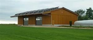 Holzhalle Selber Bauen : landwirtschaftliche mehrzweckhalle holzbau binz ~ Lizthompson.info Haus und Dekorationen