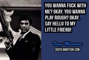 30 Best Scarface Quotes By Tony Montana