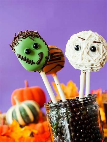 Halloween Lollipop Cookies Making Cookie Pops Treat