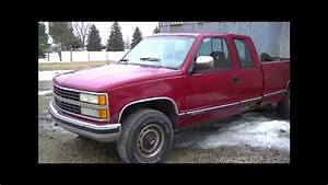 Wiring Diagram For 92 Chevy 2500 Truck