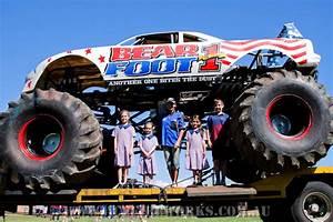 Image - Bearfoot-0.jpg | Monster Trucks Wiki | FANDOM ...
