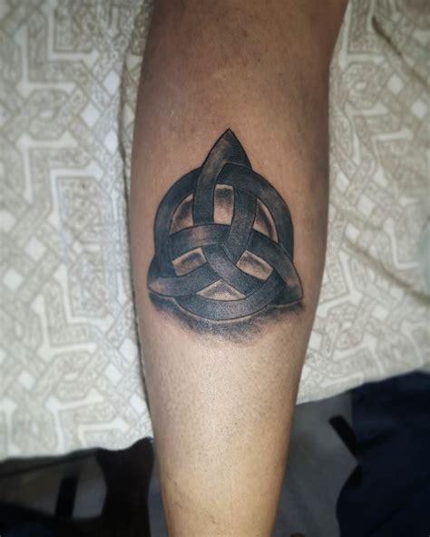triquetra tattoo designs ideas design trends