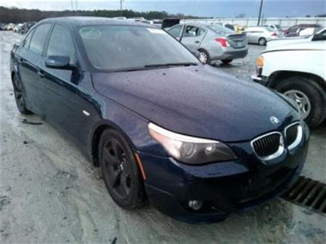 Used 2005 Bmw 545i Car For Sale At Auctionexport