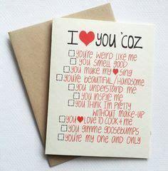 Funny I Love You Valentine's Card