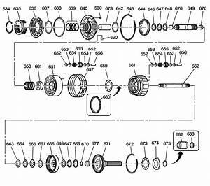 Allison 1000 Parts Diagram