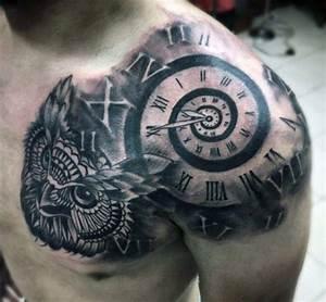 Shoulder Tattoos for Men   Mens shoulder tattoo, Tattoos ...