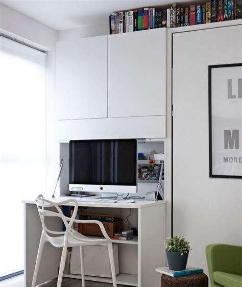 Arbeitszimmer Schrank by Arbeitsbereich Wohnzimmer Verstecken Einbauschrank Pc