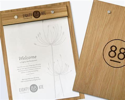 menu board menu holder customize  wood menu board