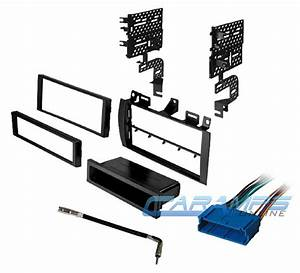 Cadillac Car Stereo Radio Replacement Installation Kit