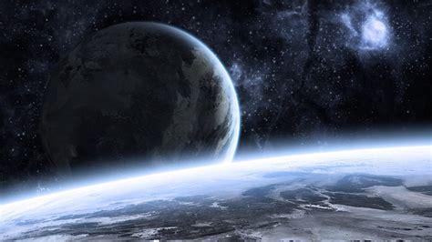 Beautiful Space Landscape Hd Wallpaper