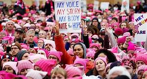 """Women's March Organizers Announce """"Day Without A Woman ..."""