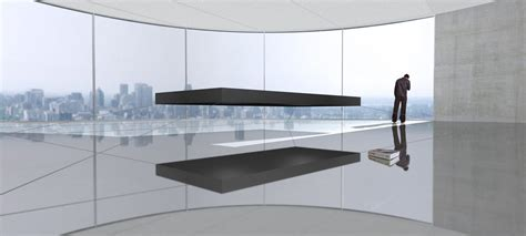 janjaap ruijssenaars magnetic floating bed miragestudio7