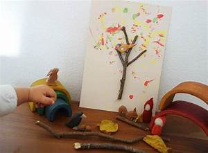 Blätter Basteln Herbst : pin basteln im herbst der herbstkranz kneippblog on pinterest ~ Lizthompson.info Haus und Dekorationen