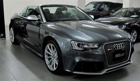 Automotive Consultancy » Audi Rs5 Cabriolet 2016