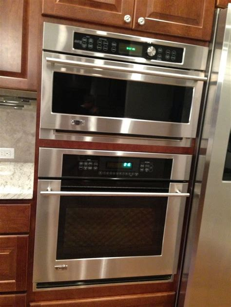 wall oven microwave ge monogram wall oven microwave wall oven kitchen remodel