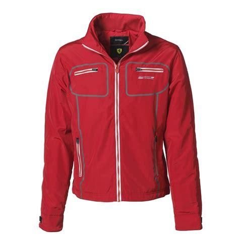 ferrari clothing ferrari scuderia ferrari urban jacket available now on