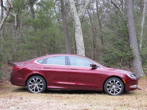 Gas Mileage Chrysler 200 by 2015 Chrysler 200 Four Cylinder Gas Mileage Review