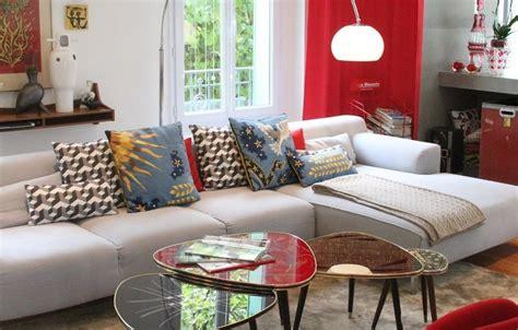canapé avec gros coussins idées déco 10 coussins pour accessoiriser votre canapé