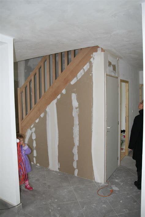 la maison dans la cagne cloisons isolation placage le de la construction de daniel et val 233 rie