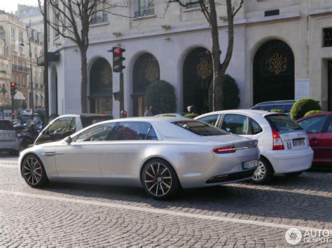 Aston Martin Lagonda Taraf 20 January 2018 Autogespot