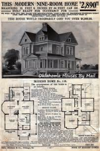 1900 Sears-Roebuck House Plans