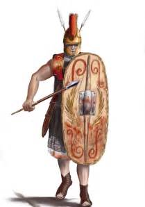 rome roman triarii legionary polybian hannibal scipio