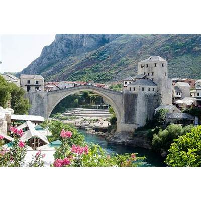 All About Stari Most in MostarRedhead Roamer