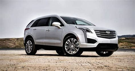 2019 Cadillac Xt6 The New Midsize Three Row Suv 2019
