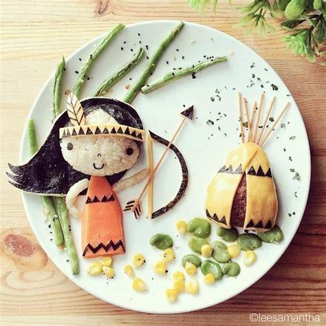 cuisine arte food on the plate