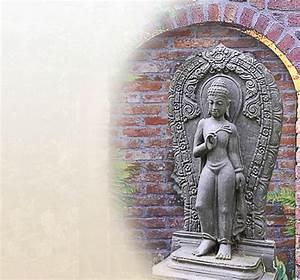 Buddha Aus Stein : buddha relief aus stein ~ Eleganceandgraceweddings.com Haus und Dekorationen