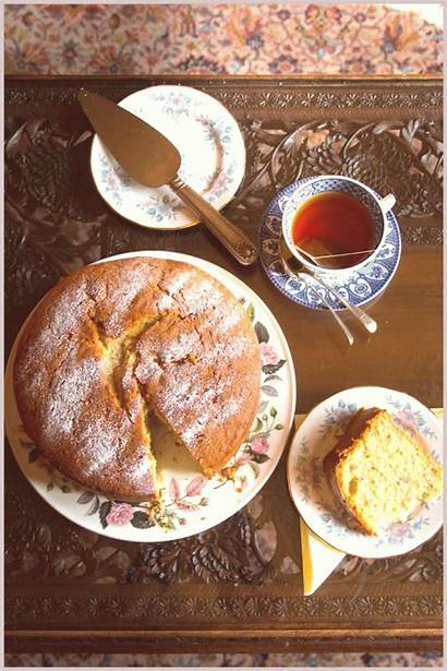 Tea Cream Afternoon Aesthetic Comida Recetas Rapida