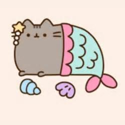 pusheen cat images goldilocks the three nails pusheen cat mermaid nail