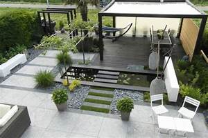 25 idees pour amenager et decorer un petit jardin With comment amenager un petit jardin 1 transformer et vegetaliser un patio