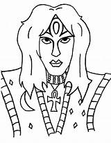 Coloring Kiss Band Pages Kissing Lips Print Rock Template Getcolorings Printable Colorings Sketch Vinnie Vincent sketch template