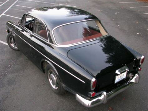 sell   volvo   door coupe  original
