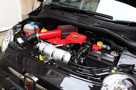 Fiat Abarth Engine by Fiat 500 Abarth Engine Bay Detail C2011 A Photo On