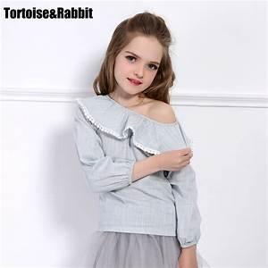 Aliexpress.com : Buy Fashion Shirts For Girls 2017 Kids ...