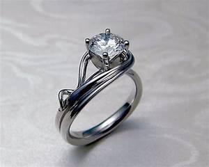 asymmetrical engagement ring metamorphosis jewelry With asymmetrical wedding rings