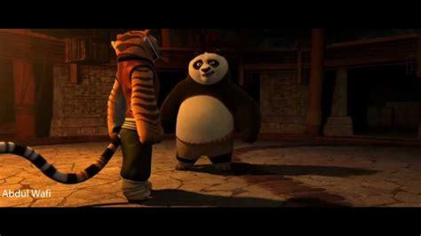 Kung Fu Panda Po And Tigress