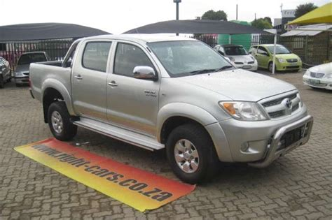 toyota insurance login toyota hilux 2 7 vvti double cab cars for sale in gauteng