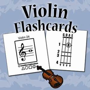 Clarinet Chart Pdf Violin Chart And Flashcards Stepwise
