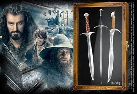 Hobbit Letter Opener Set At Noblecollection.com