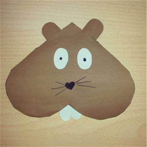 squirrel craft idea for crafts and worksheets for 632 | heart squirrel craft 300x300