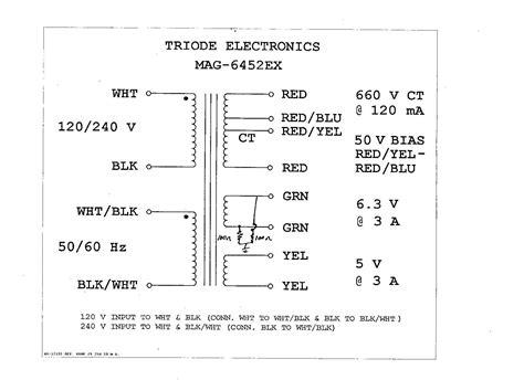 Single Phase Transformer Wiring Diagram Webtor