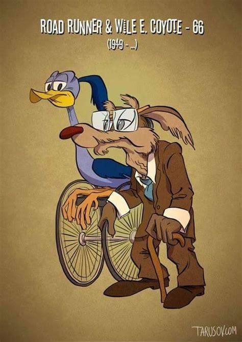personajes de caricaturas viejitas en la actualidad