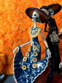 La Catrina Day of the Dead Art