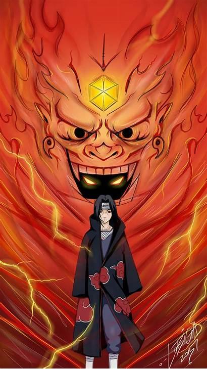 Itachi Susanoo Naruto Perfect Sc
